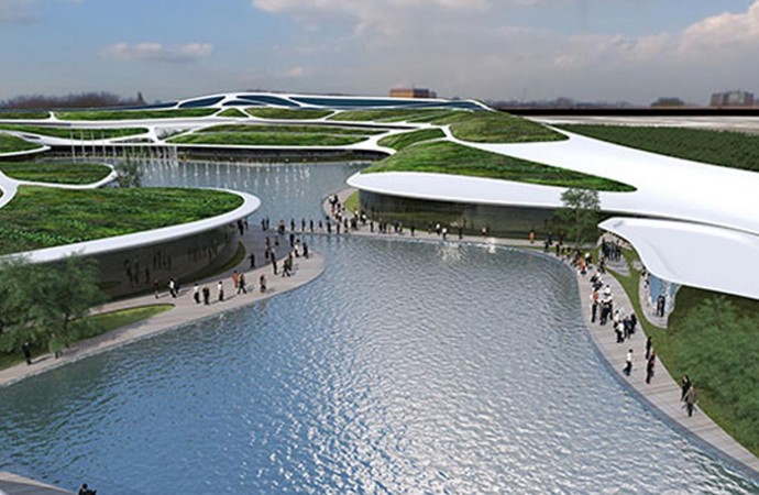 Fontxuqur instalara la fontanería en centro comercial OPEN SKY madrid
